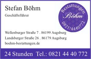 Bestattungen Böhm