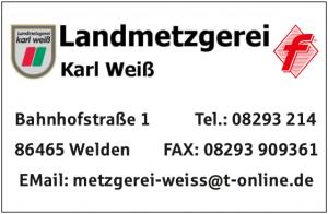 Landmetzgerei Karl Weiß